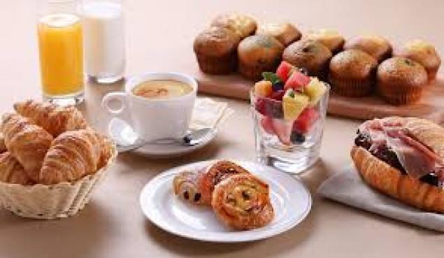 Breakfast Package One